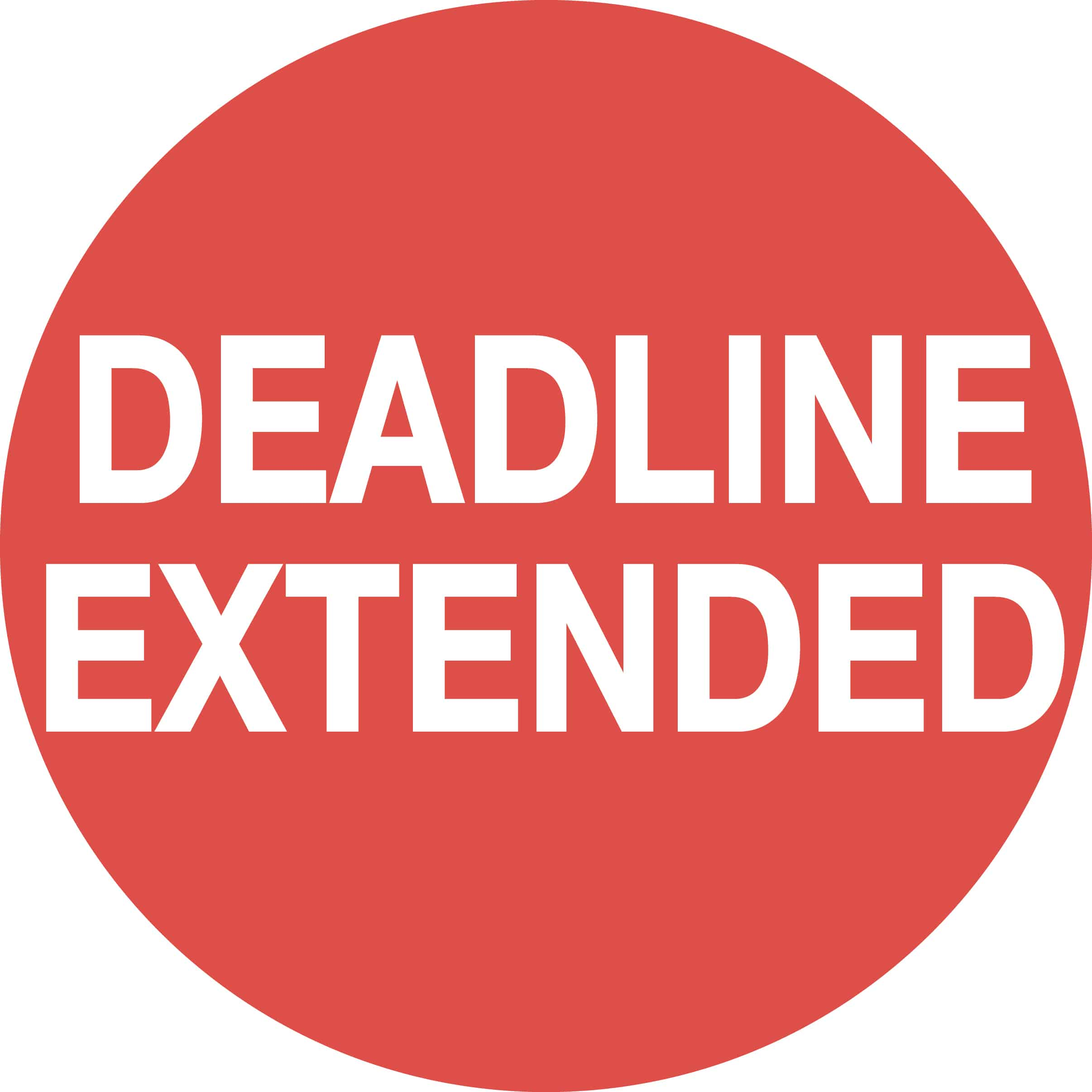Extension to dissertation submission deadline for