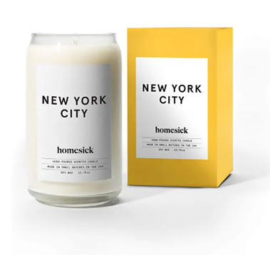 A Homesick Candle
